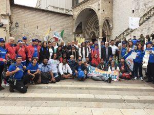 "Assisi UNPLI ""Da Francesco a Francesco"", Focsiv e Yeb Sano per cop21"