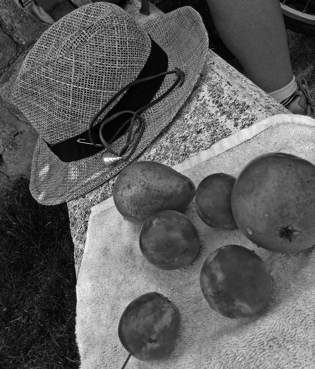 pranzo-frugale-cappello-bn
